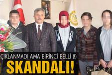 TEOG sonuçları açıklanmadan Ferizli'de şok kutlama