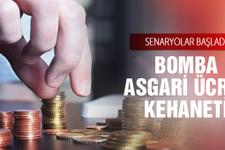 Asgari ücrette bomba maaş artış senaryoları!