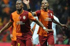 Eski Galatasaraylılar 'helal olsun' dedirtti