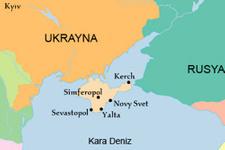 Larousse haritası Ukrayna'yı kızdırdı