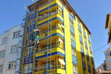 İşte fanatik Fenerbahçeli'nin binası