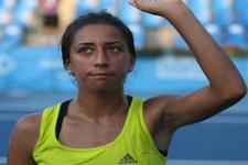 Pemra Özgen Yunanistan'da şampiyon oldu