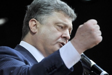 Poroşenko: Rusya'nın ağzına yumruğu indirdik