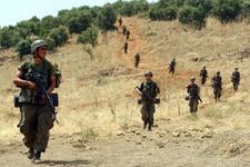 İran sınırında PKK ile çatışma