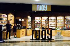 NJOY mağazasında tüketiciye özel hizmet