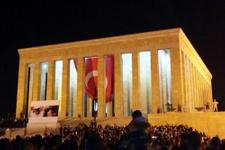 Anıtkabir 19.30'a kadar açık olacak