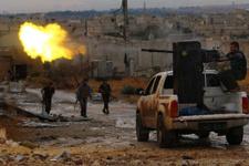 Suriye ordusunun Halep'le bağlantısı kesildi