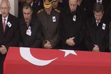Şehit Erdem Ertan için Ankara'da tören düzenlendi