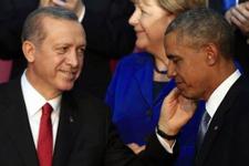Erdoğan'ın Obama'nın yanağını okşadığı fotoğraf gerçek mi?