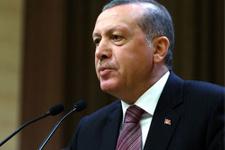 Erdoğan gece saat 00.20'de yalnız başına...
