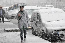 Kar Trakya'dan giriyor meteoroloji tarih verdi!