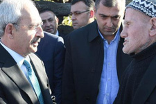 Kılıçdaroğlu CHP'ye yalnız 1 oy çıkan köye gitti!