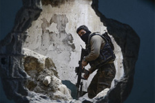 Yüksekova'da keskin nişancı bir PKK'lı yakalandı