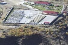 Lice'de PKK mezarlığına operasyon!
