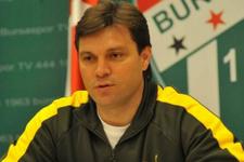 Bursaspor Ertuğrul Sağlam'la devam dedi