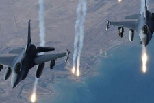 Rus savaş uçakları o bölgeyi vurdu