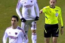 Süper Lig maçında skandal olay!