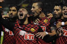 Eskişehirspor - Mersin İdman Yurdu maçının sonucu ve özeti
