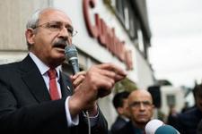 Kılıçdaroğlu'ndan Cumhuriyet gazetesine ziyaret