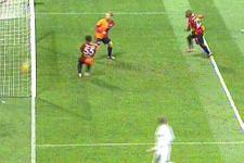 Galatasaray-Kasımpaşa maçında tartışmalı pozisyon