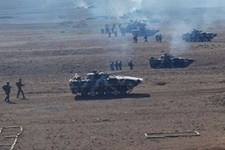 Ermenistandan, Azerbaycan cephe hattına saldırı
