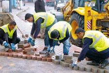 Taşeron işçilere müjde 240 kişi imzayı attı