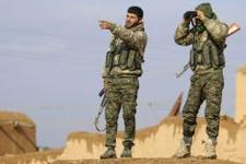 Suriye'de Arap aşiretlerinden YPG karşıtı gösteri