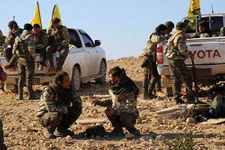 YPG, IŞİD'i stratejik bölgeden temizledi!