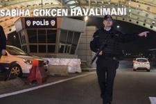 Sabiha Gökçen Havalimanı'ndaki saldırı o örgüt üstlendi