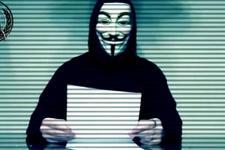 Anonymous'tan Türkiye'ye tehdit!