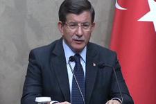 Başbakan Davutoğlu'ndan flaş doğalgaz açıklaması