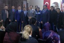 MHP'den istifa edip AK Parti'ye geçtiler