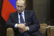 Putin'in sakladığı büyük resim!