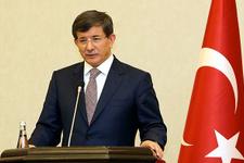 Davutoğlu'ndan akademisyenlere istifa çağrısı