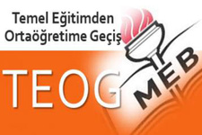 TEOG sonuçları 2016 MEB e-okul giriş ekranında