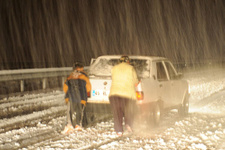 Yol durumu Bolu D-100 ve karayolları son haber