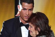 Ronaldo'dan annesine servet değerinde hediye!