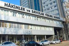 HSYK'dan olay hakimler hakkında karar