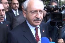 Kılıçdaroğlu Kamer Genç'i hastanede ziyaret etti