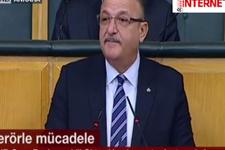 MHP'de Bahçeli yerine Oktay Vural konuştu!