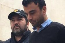 İstanbul'daki tecavüz dehşeti kamerada