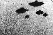 Çok gizli UFO fotoğrafları yayınlandı
