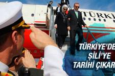 Erdoğan'dan Latin Amerika'ya çıkarma