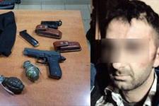 PKK'ya ağır darbe eylem hazırlığında yakalandı