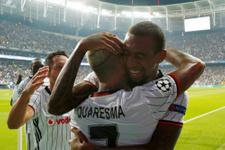 Beşiktaş Çaykur Rizespor maçında son dakika golü