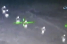 O PKK'lıların vurulma anı kamerada!