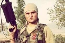 Şırnak'ta yaralanan askerden acı haber
