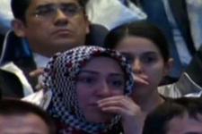 Erdoğan konuştu hakim adayı ağladı