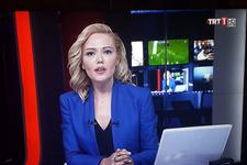 Darbe bildirisini okuyan TRT spikerinin yeni işi
