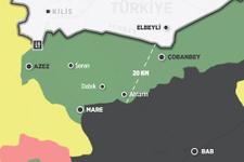 Suriye'den son haber geldi Dabık IŞİD'ten alındı